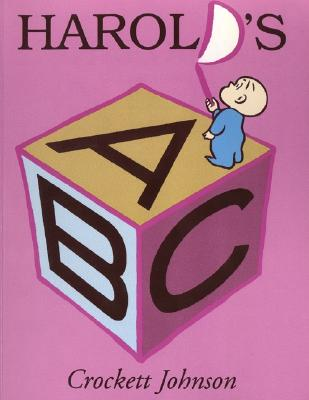 Harold's ABC By Johnson, Crockett