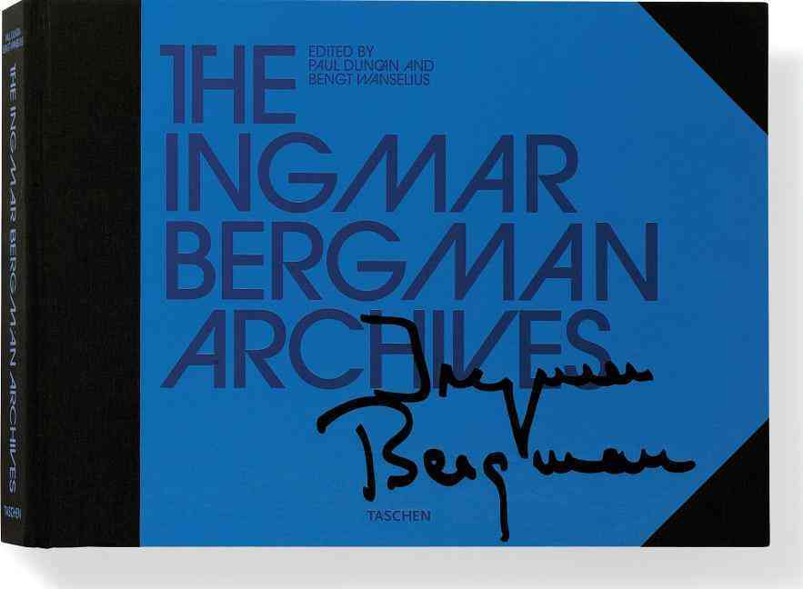 The Ingmar Bergman Archives By Duncan, Paul (EDT)